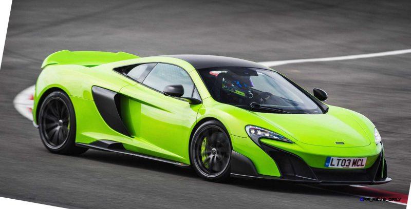 McLaren 675LT Mantis Green 7
