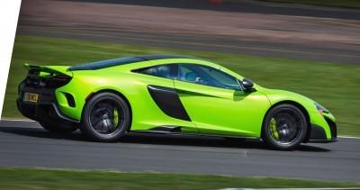 McLaren 675LT Mantis Green 8