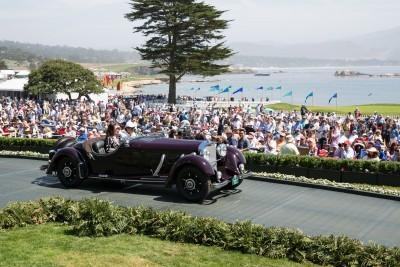 Pebble Beach 2015 Concours Winners