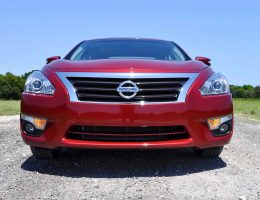 Road Test Review – 2015 Nissan Altima 2.5SL is a Serene, Mile-Munching Machine!