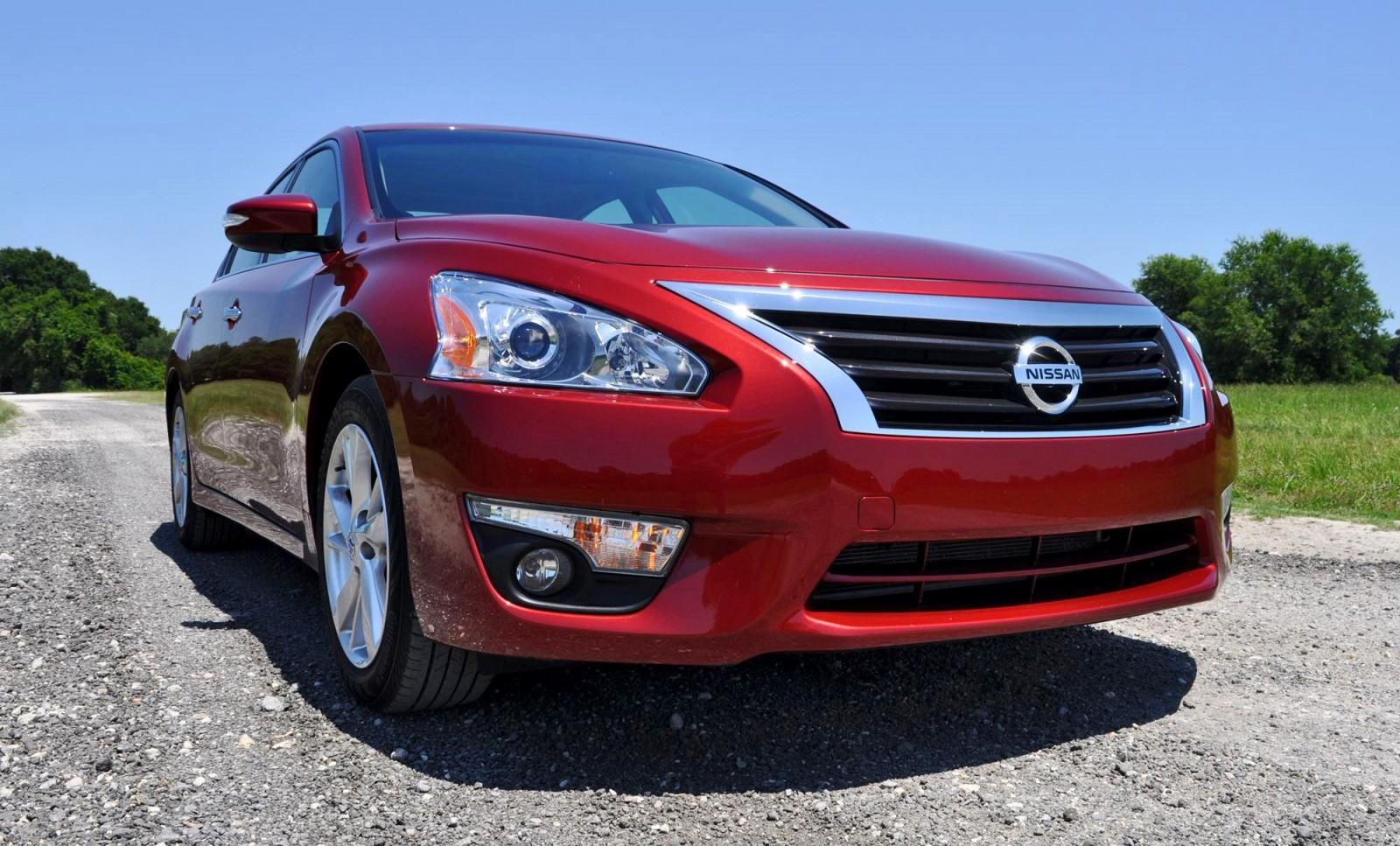 2015 Nissan Altima 2.5 Sv >> 2015 Nissan Altima 2.5SL Review