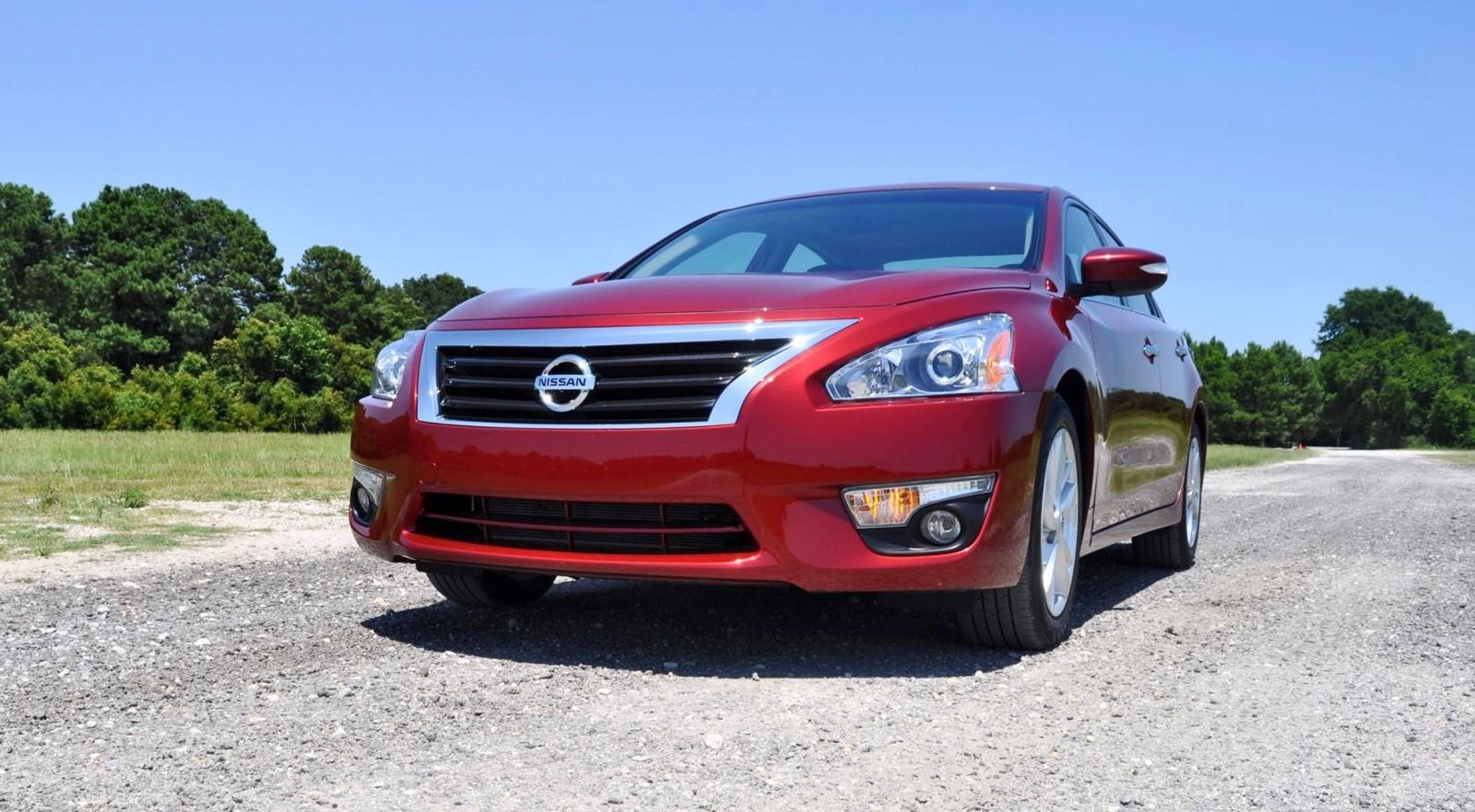 2015 Nissan Altima 2.5SL Review