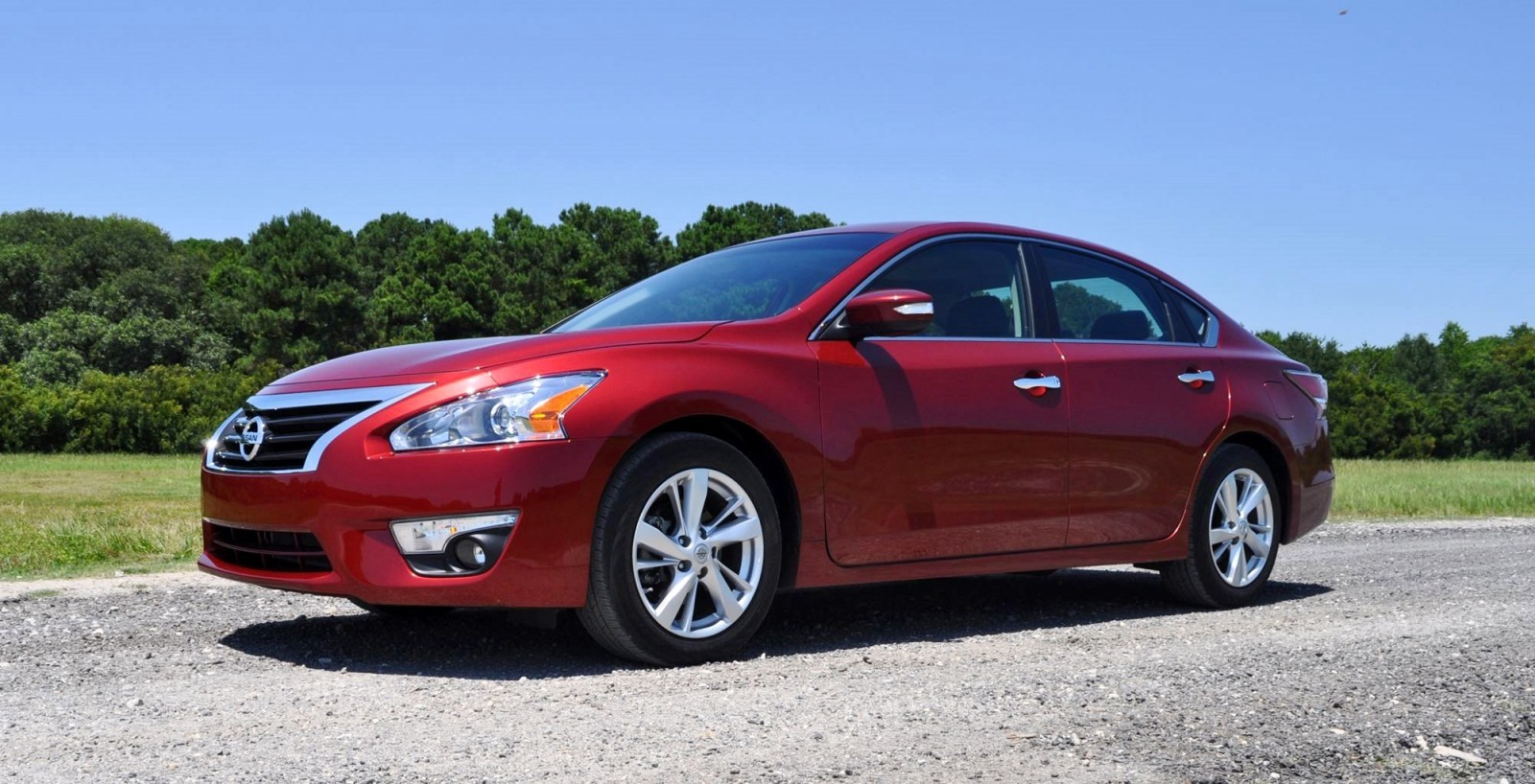 2015 Nissan Altima 2.5SL Review