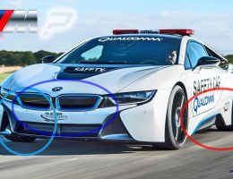 2016 BMW i8 FIA Formula E Pacecar - Wireless Charging + M8 Mods Roadmap?