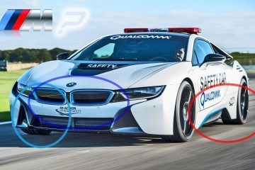 2016 BMW i8 FIA Formula E Pacecar – Wireless Charging + M8 Mods Roadmap?