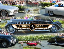 Pebble Beach 2015 – Concours Best in Show Winners & Highlights in 77 Photos