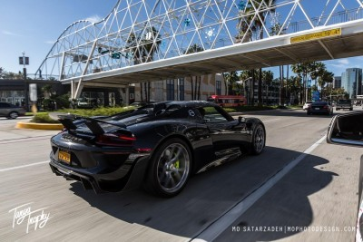 Porsche 918 Spyder with HRE P101 - Credit to photographer_15700880223_o