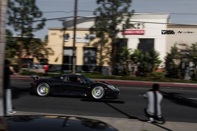 Porsche 918 Spyder with HRE P101 - Credit to photographer_16134914167_o