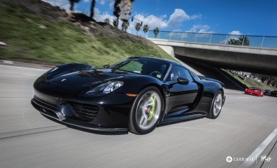 Porsche 918 Spyder with HRE P101 - Credit to photographer_16294829376_o
