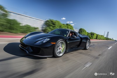 Porsche 918 Spyder with HRE P101 - Credit to photographer_16294832076_o