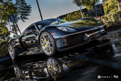 Porsche 918 Spyder with HRE P101 - Credit to photographer_16318979821_o