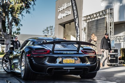 Porsche 918 Spyder with HRE P101 - Credit to photographer_16318984581_o