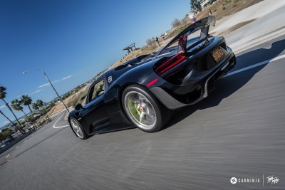 Porsche 918 Spyder with HRE P101 - Credit to photographer_16318985611_o
