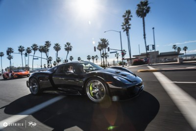 Porsche 918 Spyder with HRE P101 - Credit to photographer_16319900492_o