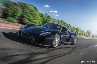 Porsche 918 Spyder with HRE P101 - Credit to photographer_16320766335_o