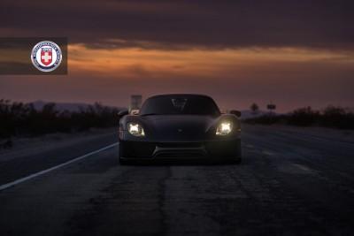 Porsche 918 Spyder with HRE P101 in Brushed Dark Clear_16021659688_o