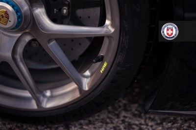 Porsche 918 Spyder with HRE P101 in Brushed Dark Clear_16023351137_o