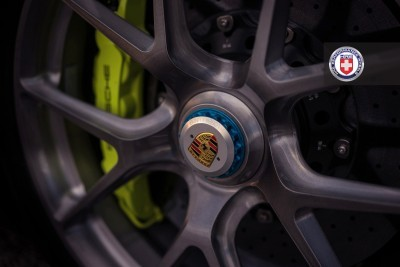 Porsche 918 Spyder with HRE P101 in Brushed Dark Clear_16207293951_o