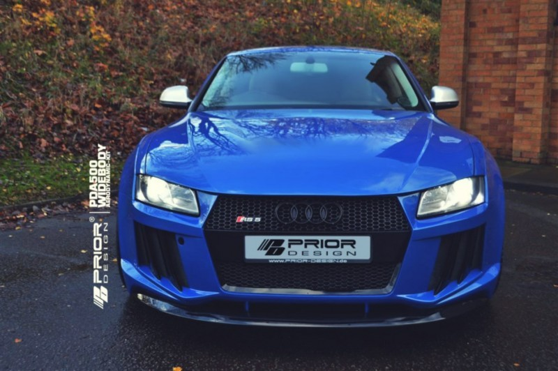 Prior Design Audi A5 PDA500 Widebody Aero Kit 20