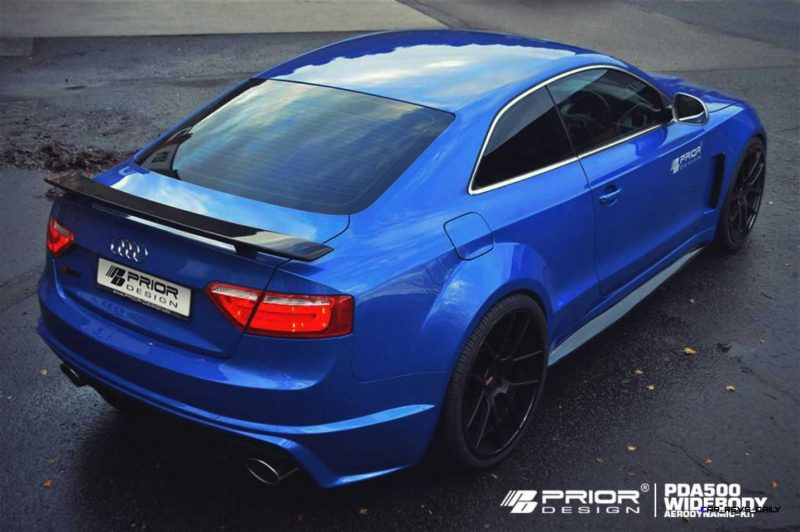 Prior Design Audi A5 PDA500 Widebody Aero Kit 23