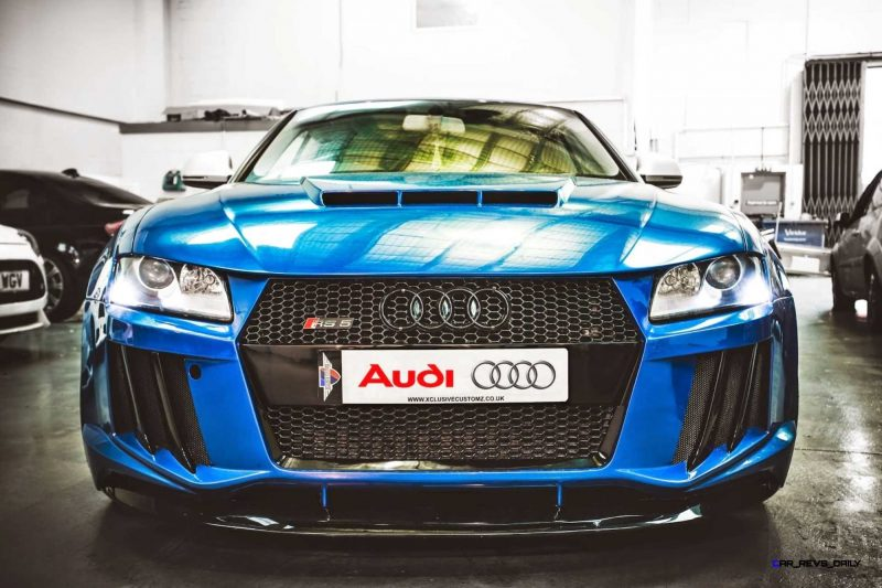Prior Design Audi A5 PDA500 Widebody Aero Kit 5