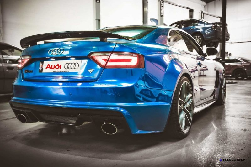 Prior Design Audi A5 PDA500 Widebody Aero Kit 8