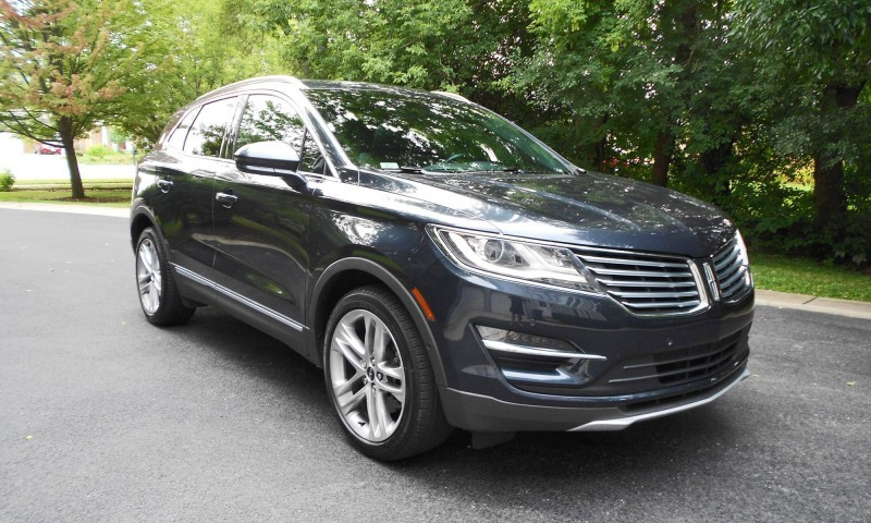Road Test Review - 2015 Lincoln MKC AWD with Ken Glassman 4
