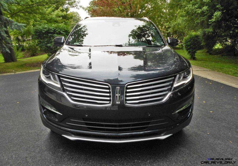 Road Test Review - 2015 Lincoln MKC AWD with Ken Glassman 5