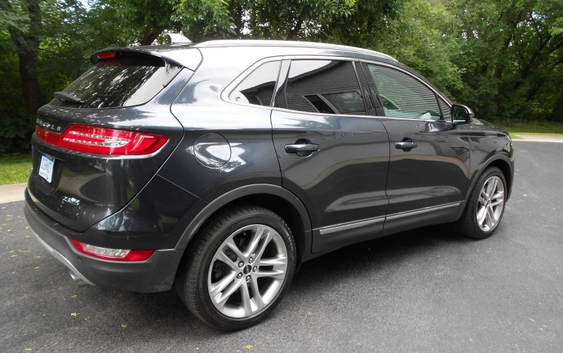 Road Test Review - 2015 Lincoln MKC AWD with Ken Glassman 8