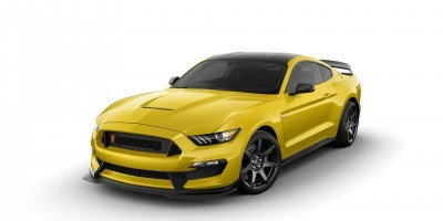 SHELBY GT350R Colors 43