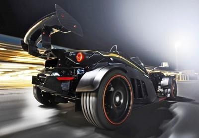 WIMMER RST 2015 KTM X-Bow Dubai Gold Edition 1