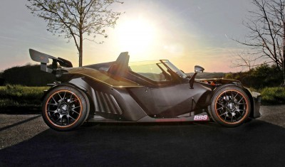 WIMMER RST 2015 KTM X-Bow Dubai Gold Edition 4