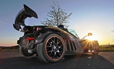 WIMMER RST 2015 KTM X-Bow Dubai Gold Edition 8