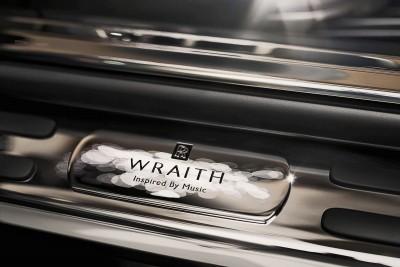 Wraith Inspired by Music Photo: James Lipman / jameslipman.com