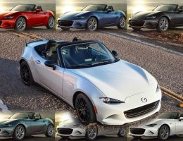 2016 Mazda MX-5 Spec Secret + Prices, Colors and Options Guide