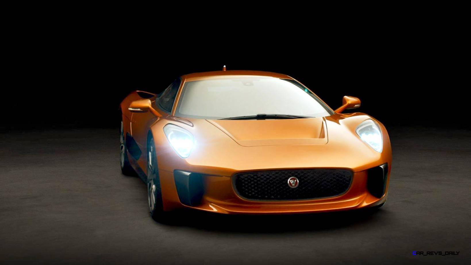 007 spectre bond cars jaguar cx 75 orange 9 click to open largest resolution image publicscrutiny Images