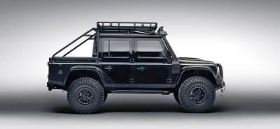 007 SPECTRE Bond Cars - Jaguar CX-75 Land Rover RRS SVR 11