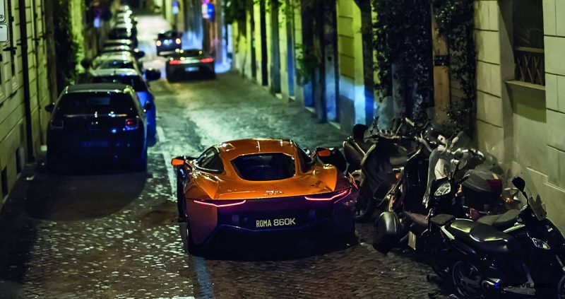 007 SPECTRE Bond Cars - Jaguar CX-75 Land Rover RRS SVR 24
