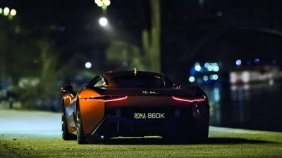 007 SPECTRE Bond Cars - Jaguar CX-75 Land Rover RRS SVR 26