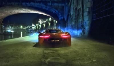 007 SPECTRE Bond Cars - Jaguar CX-75 Land Rover RRS SVR 27