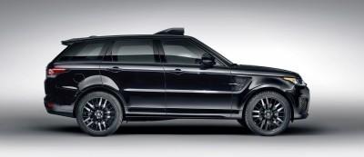 007 SPECTRE Bond Cars - Jaguar CX-75 Land Rover RRS SVR 36