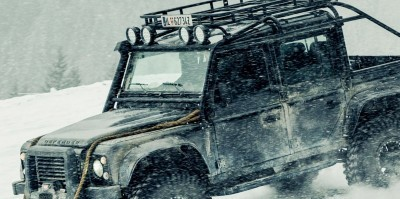 007 SPECTRE Bond Cars - Land Rover 6
