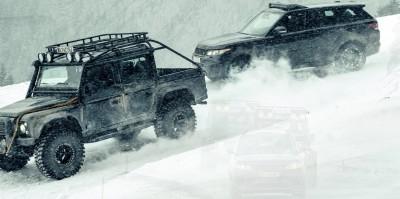 007 SPECTRE Bond Cars - Land Rover 7