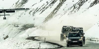 007 SPECTRE Bond Cars - Land Rover 9
