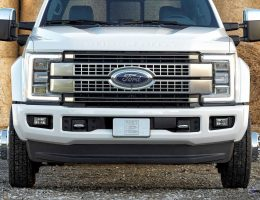 2017 SUPER DUTY Fords Revealed: Stunning Alloy Terminators in F-250, F-350 and F-450