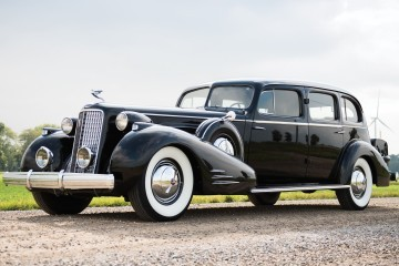 Joe Kennedy Special Order! 1937 Cadillac V16 Fleetwood Limousine – RM Hershey 2015 Preview