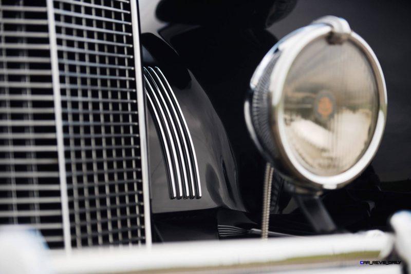 1937 Cadillac V16 Fleetwood Limousine 13
