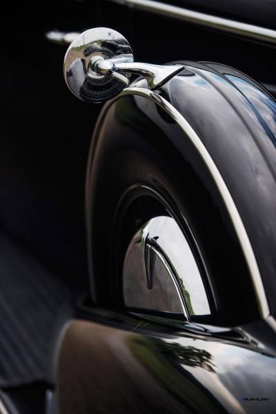 1937 Cadillac V16 Fleetwood Limousine 17