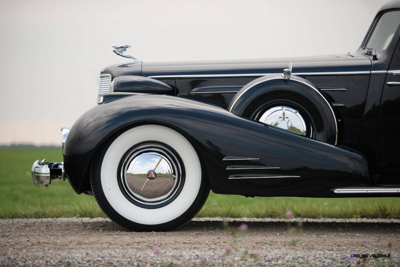 1937 Cadillac V16 Fleetwood Limousine 20
