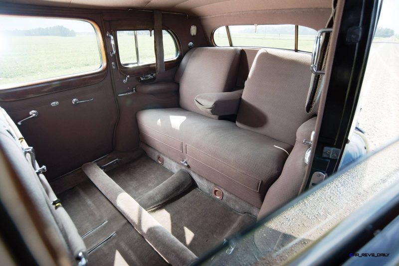 1937 Cadillac V16 Fleetwood Limousine 28